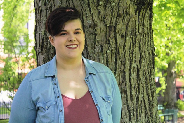 """""""I seem to always be thinking about how other Prides around the world had made promises early in the year to deliver festivals and events, and had to backtrack as restrictions never lightened up,"""" Fiona Kerr, operations and communications manager at Halifax Pride, says. - SUBMITTED"""