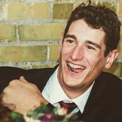 Andrew Gnazdowksy drowned at work on a Nova Scotia Power site in October 2020. - SUBMITTED