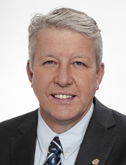 Kings North MLA and housing minister John Lohr. - COMMUNICATIONS NOVA SCOTIA
