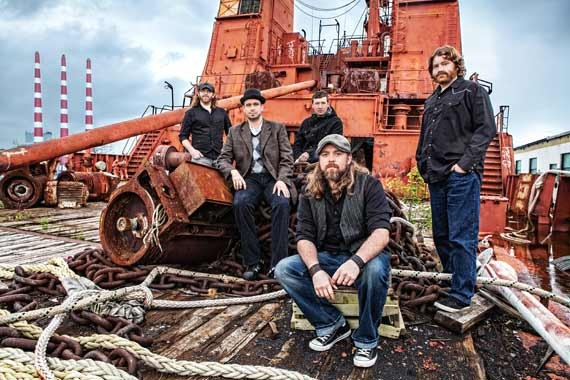 The Stanfields, with two new members and a record in the can, are doing it their own way.