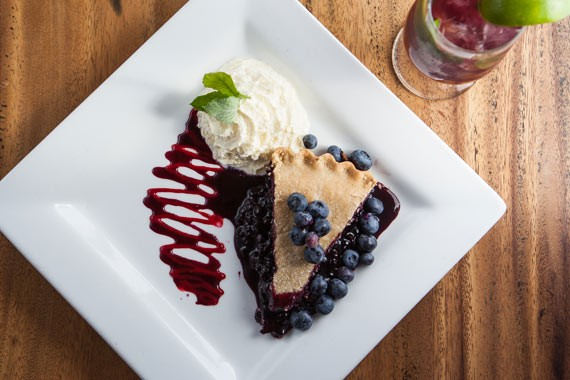 If this pie could talk it would likely tell you some Stones gossip. - MEGHAN TANSEY WHITTON
