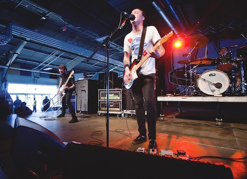 """The Flatliners have got """"Fangs"""" - ERIC MATHESON"""