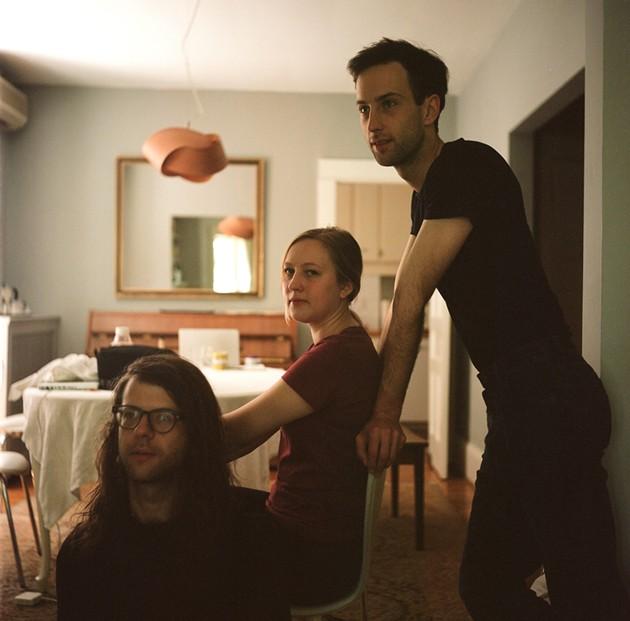 Evan Matthews, Eliza Niemi, Nick Everett (Mauno)
