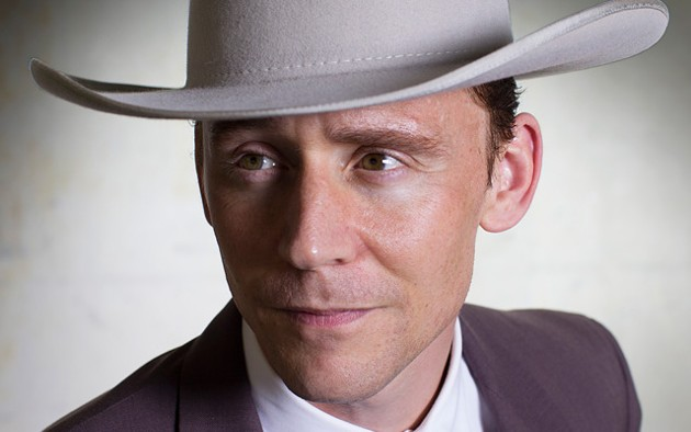 Tom Hiddleston as tragic country legend Hank Williams