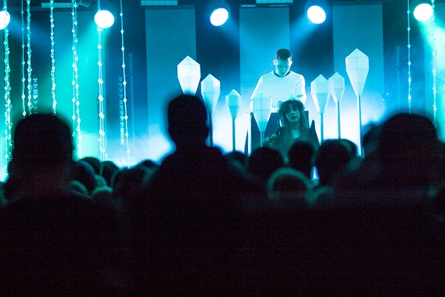 PURITY RING - LENNY MULLINS