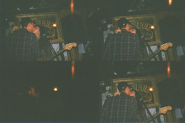 Monomyth at Gus' Pub - KATE GIFFIN
