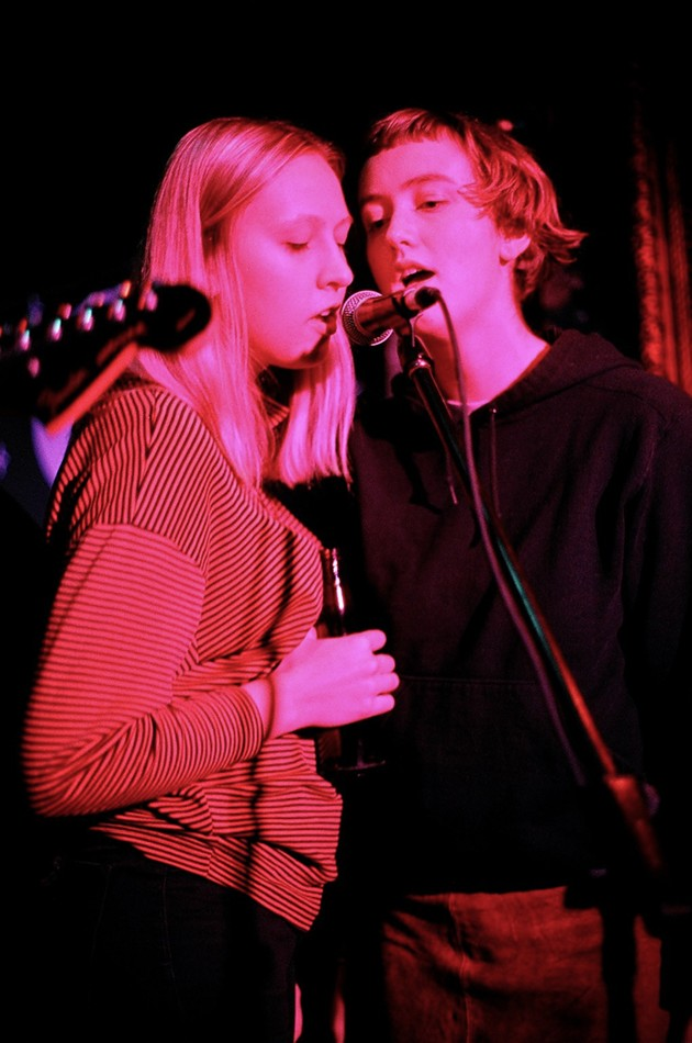 Harley Alexander & The Universal Lovers at Gus' Pub - KATE GIFFIN