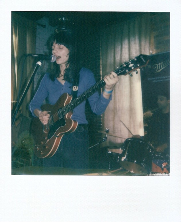 Cactus Flower (Jess Lewis) at The Stubborn Goat - KATE GIFFIN
