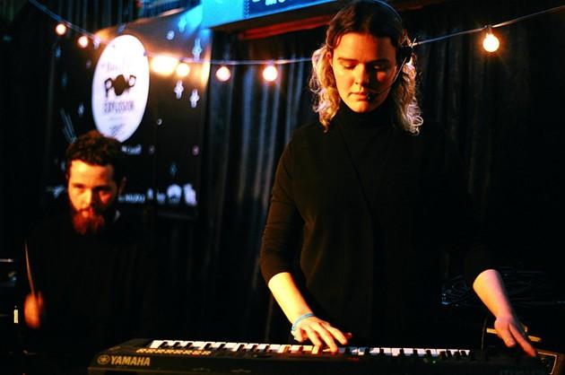 Robert Loveless and the Loveland Band at The Carleton - KATE GIFFIN