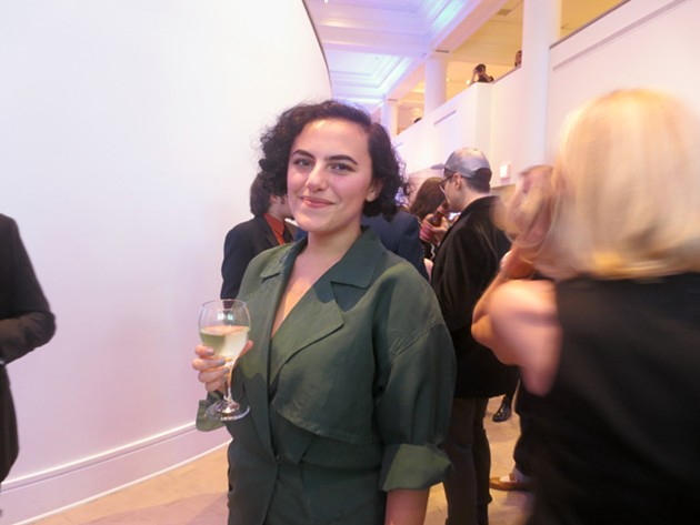 Merray Gerges, Emerging Critical Art Writer-in-Residence, AGNS/VANS - ADRIA YOUNG