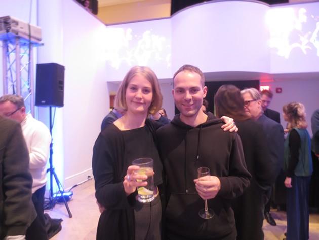 Danika Vandersteen & Scott Grundy - ADRIA YOUNG