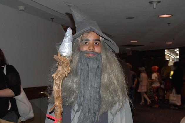 Gandalf - ADRIA YOUNG