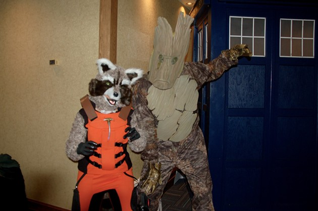 Rocket & Groot (Guardians of the Galaxy) - ADRIA YOUNG