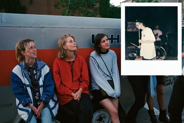 Allison, Danika, Hannah & Cheryl - COLIN MEDLEY/KATE GIFFIN