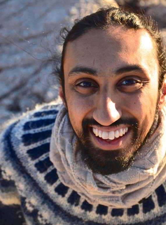 Sagar Jha is a slam poet, Haligonian and Dalhousie biology graduate. In his spare time he works in business development at a Dartmouth based start-up company.