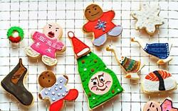 Emma Adamski's kick-ass sugar cookies - LENNY MULLINS