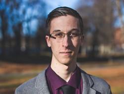 Gavin Baumbach was hit by the flu, then a big ambulance bill. - DYLAN CHEW