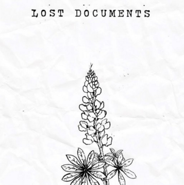 Halifax's newest poetry publication - C/O LOST DOCUMENTS