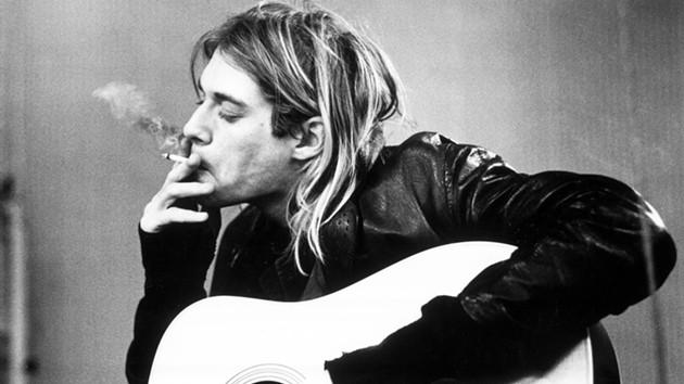 Kurt Cobain (1967-1994) - MICHAEL LINSSEN/GETTY