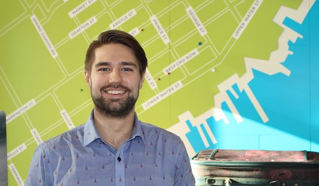 Sommerhalder is currently marketing director for the Downtown Halifax Business Commission. - VIA GRACE KENNEDY AND EAST COAST POST