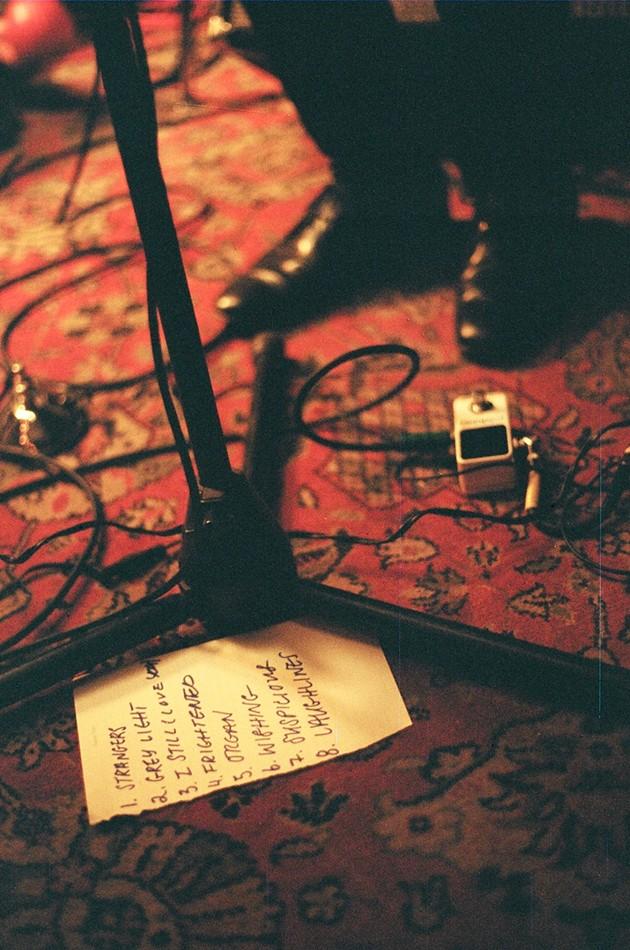 Set list, The Everywheres - KATE GIFFIN