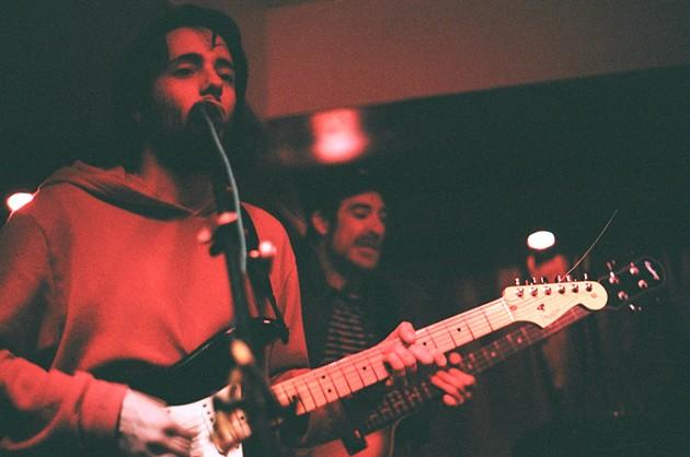 Justin McGrath & Keith Doiron (Walrus) - KATE GIFFIN