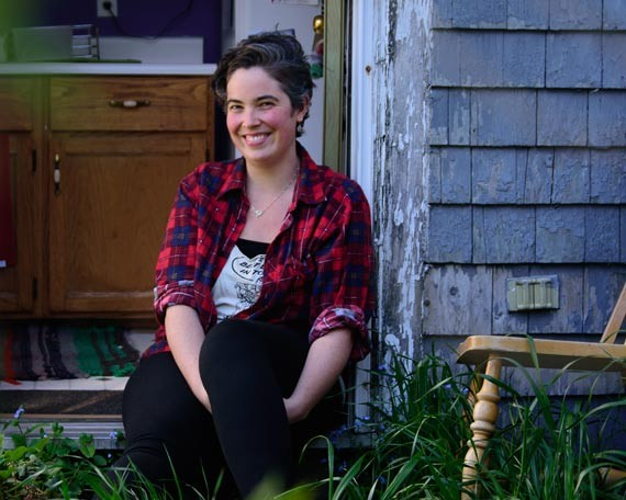 Nicole Marcoux will facilitate Thursday's workshop on the connection between emotion and bowels. - SAM KEAN