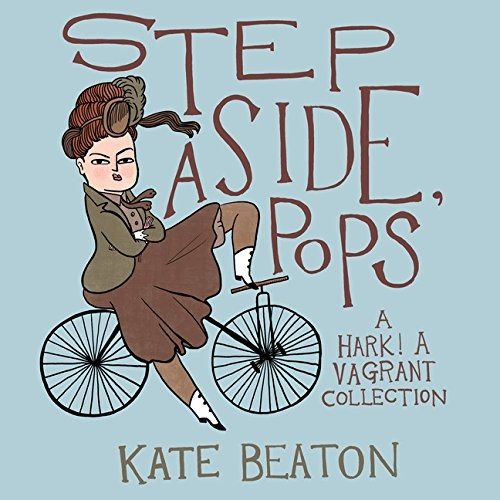 Beaton's newest comic collection. - AMAZON