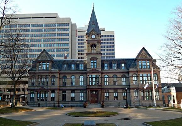 City hall's best laid plans.... - DANIELLE CAMERON