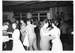 Shore Clubbers in the '40s - SUBMITTED