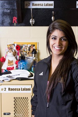 Raeesa Lalani is a lover of all things sport: voice of the AUS, host of Champions Untold, Dalhousie volleyball alumni, UKC Coach