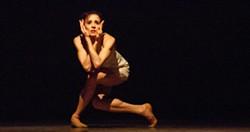 FODAR draws prima ballerina Greta Hodgkinson, William Bonnet and The Man in Black cast. - JOHN LAUENER