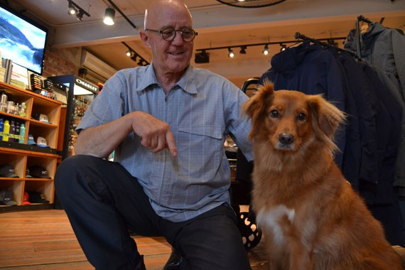 Woof! Woof! It's time to get to work—with pets! - CHRIS MUISE