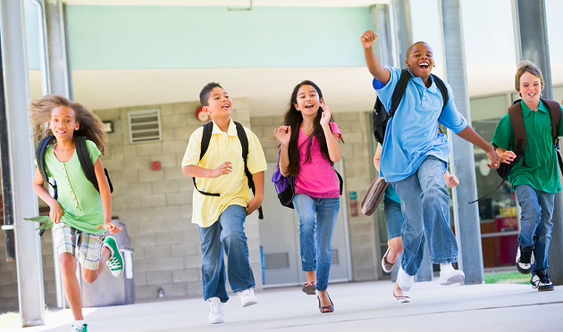 Some iStock students, expressing solidarity with NS teachers. - VIA ISTOCK