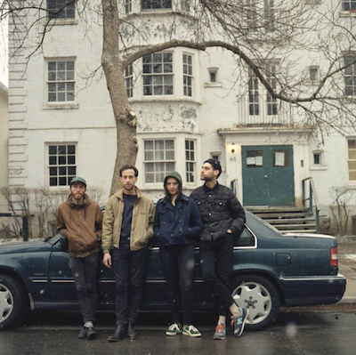 Mauno bring their arty pop to the Art Bar (see  6). - COLIN MEDLEY
