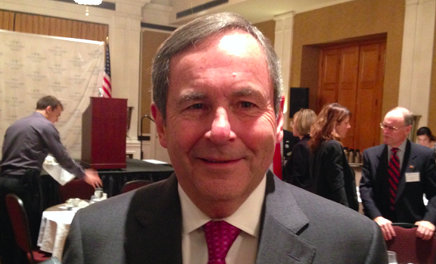 David MacNaughton is Canada's ambassador to the United States of America. Good luck to him on that. - THE COAST
