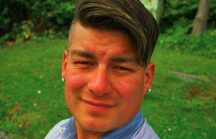 Bryson Syliboy is currently a student at NSCC Nautical Institute where he is upgrading his credentials as a professional sailor. He is from Sipekne'katik First Nations and is a proud member of the Two-Spirit community. Bryson is an advocate for LGBT2S and Indigenous rights, where he is engaged in creating a dialogue on current issues facing those communities through teaching and activism. He is an avid musician, photographer, travel enthusiast and is reclaiming his Mi'kmaw identity by learning traditional teachings in drumming, medicines, language and native arts such as beadwork and creating jewelry.