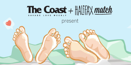 For all you foot fetishists out there. ;) - THE COAST