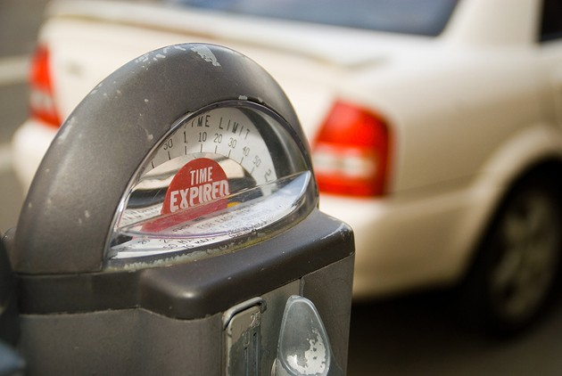 Swear we had some Halifax parking meter photos around here somewhere that we had the rights to. Oh well, you know what they look like. - VIA ISTOCK