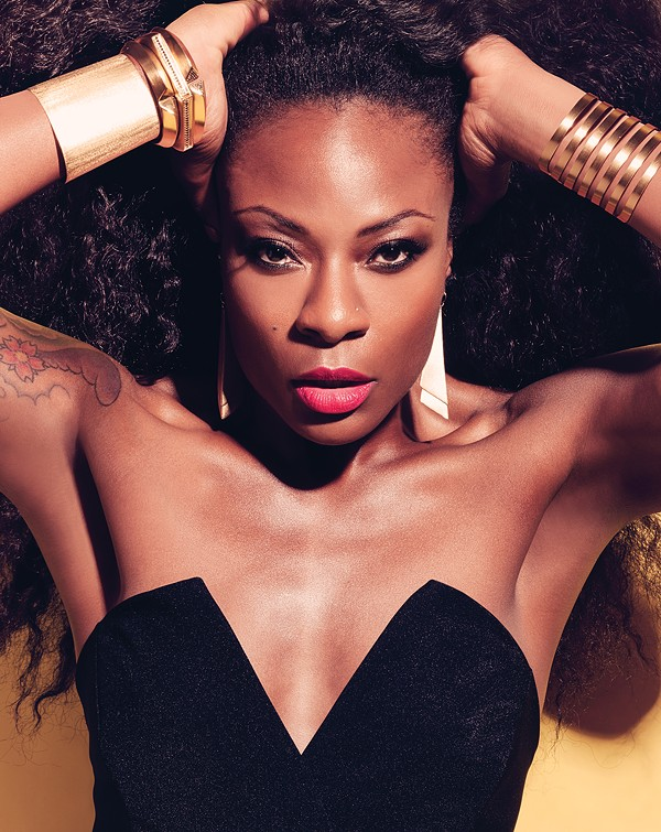 Jully Black, Toronto-based singer-songwriter, is headlining the ANSMA award show this Saturday.
