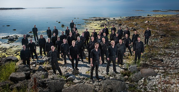 50-voice Estonian National Male Choir, RAM Koor
