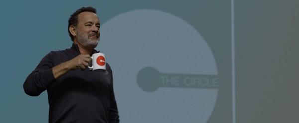 Tom Hanks holds a mug in this riveting screencap. - VIA IMDB