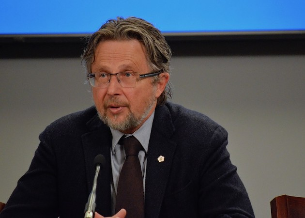 """Dr. Stan Kutcher says depression is the world's most disabling illness, yet it doesn't receive funding """"in keeping with the border of the disease."""" - KING'S COLLEGE INVESTIGATIVE WORKSHOP"""