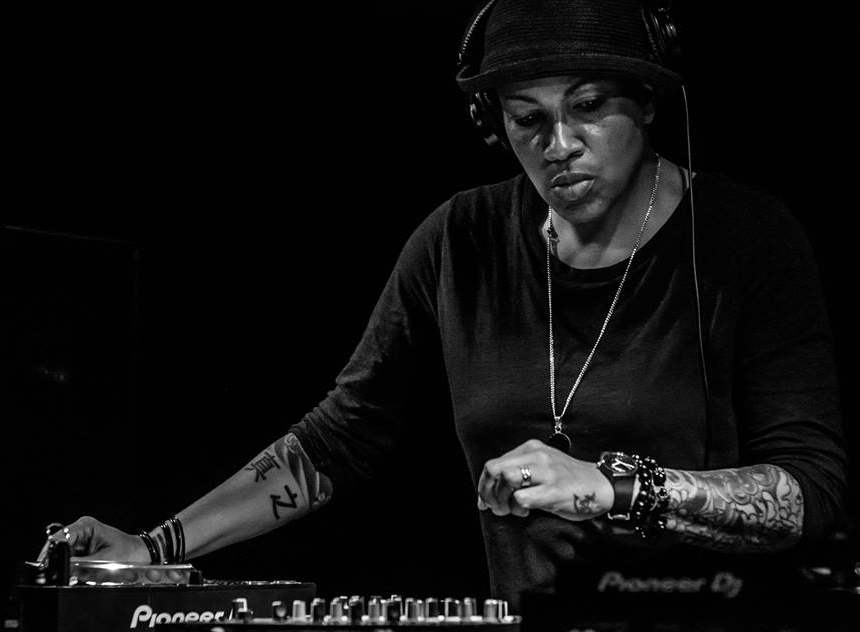 DJ Heather brings bold beats to The Marquee (see 1). - SUBMITTED PHOTO