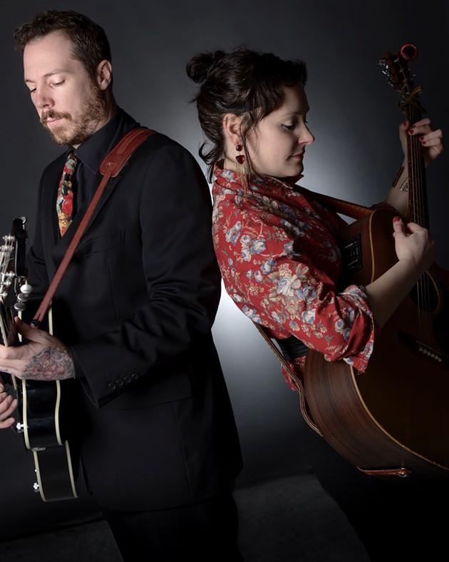 Cassie and Gabriel - CRAIG CROCKER