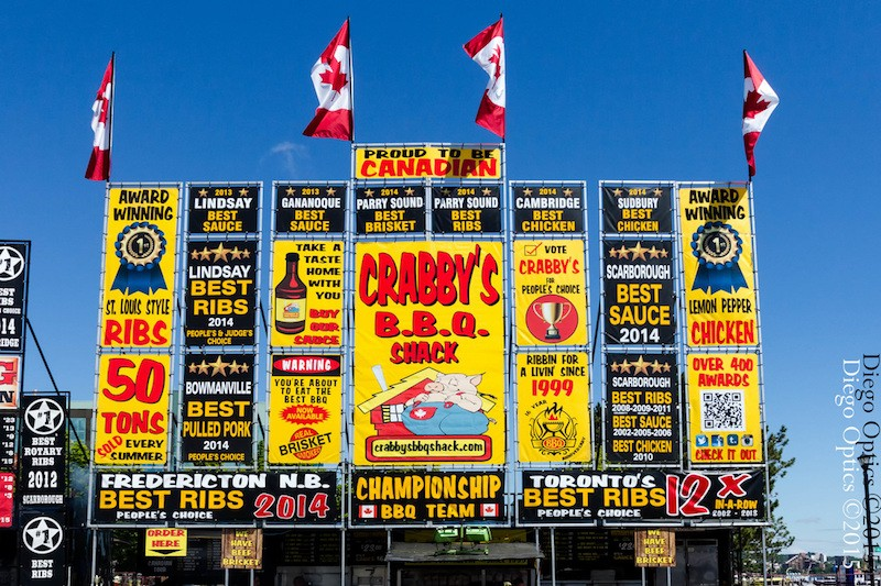 Ribfest returns to quash your cravings this weekend (see 10). - DIEGO OPTICS