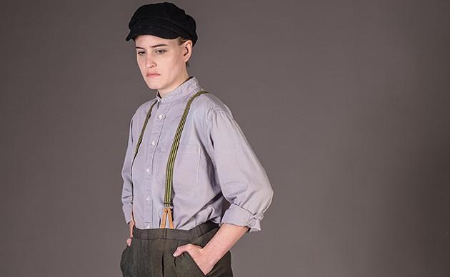Margaret Legere stars in King of Berlin. - STOO METZ