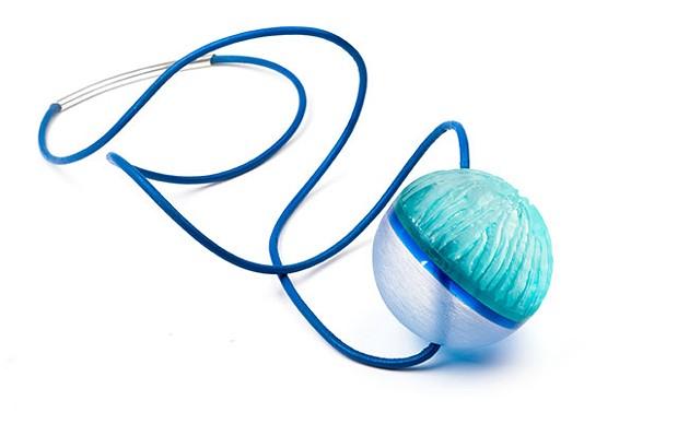 "Emma Piirtoniemi's ""Surf and Turf"" necklace - GRACE LAEMMLER"
