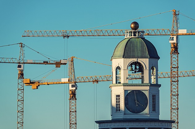 Halifax's planning director Bob Bjerke was suddenly let go last week, without explanation to the public. - VIA ISTOCK