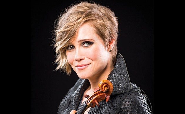 Leila Josefowicz - SUBMITTED